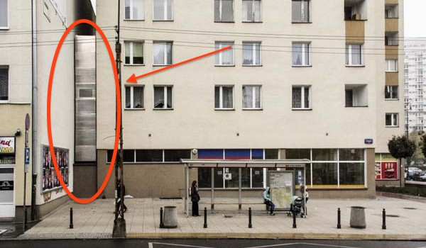 The World's Narrowest Buildings