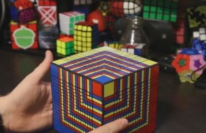 That's How You Can Solve A 17 x 17 X 17 Rubik Cube