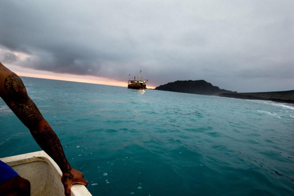 Earth's Newest Island