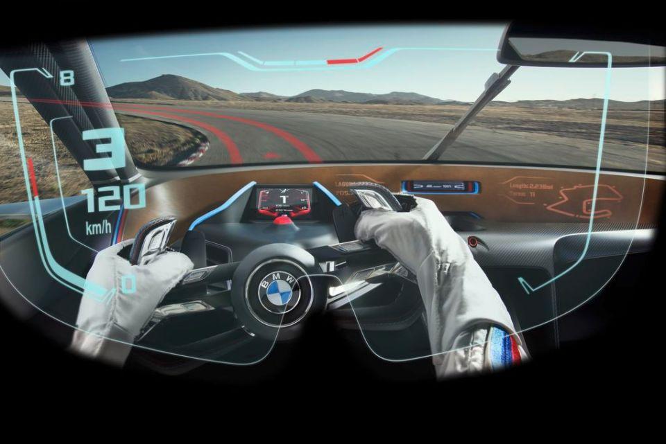BMW 3.0 CSL Concept Car