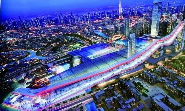 World's Longest Indoor Ski Slope Coming To DUBAI