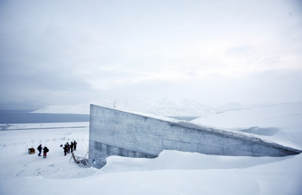 First Ever Withdrawal Of Seeds From Doomsday Vault (1)