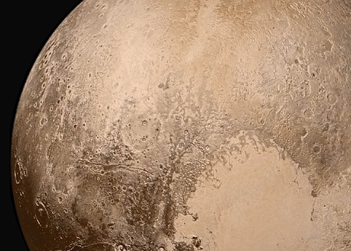 NASA Releases Detailed Video Tour Of Minor-Planet Pluto