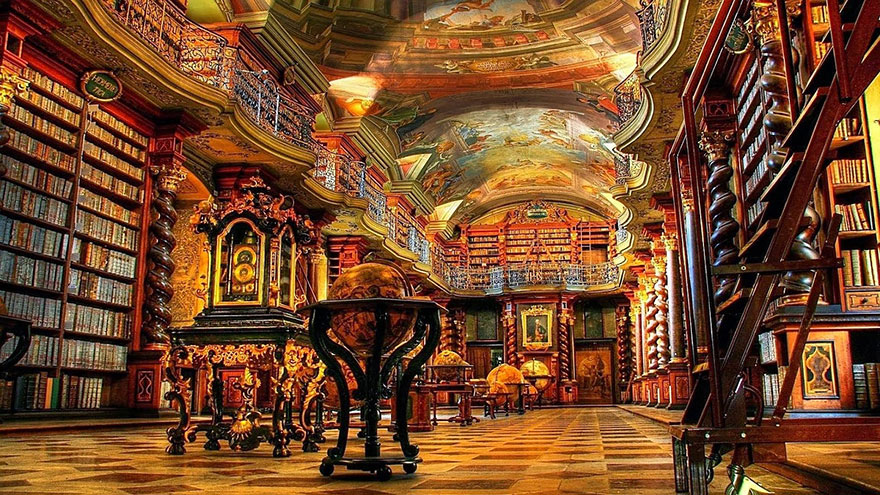 The World's Most Beautiful Library