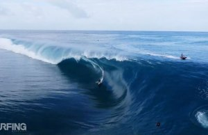 Drones and Surfing