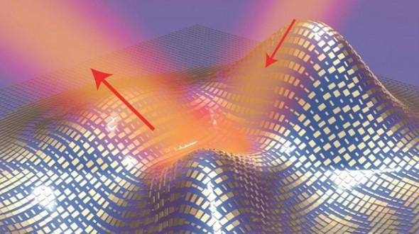 Scientists Develop Super-Thin Invisibility Cloak Material