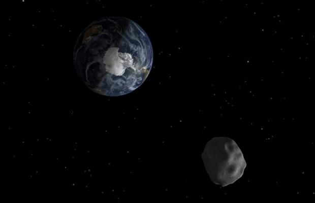 2km-Wide Earth Killing Asteroid Approaching, NASA Warns