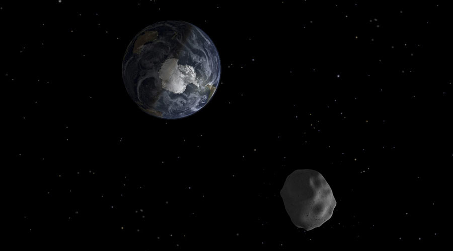 2km-Wide Earth Killing Asteroid Approaching, NASA Warns