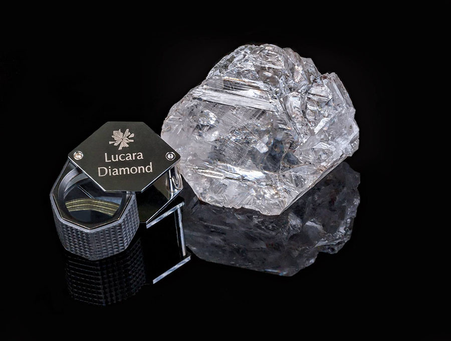 Biggest Diamond Found