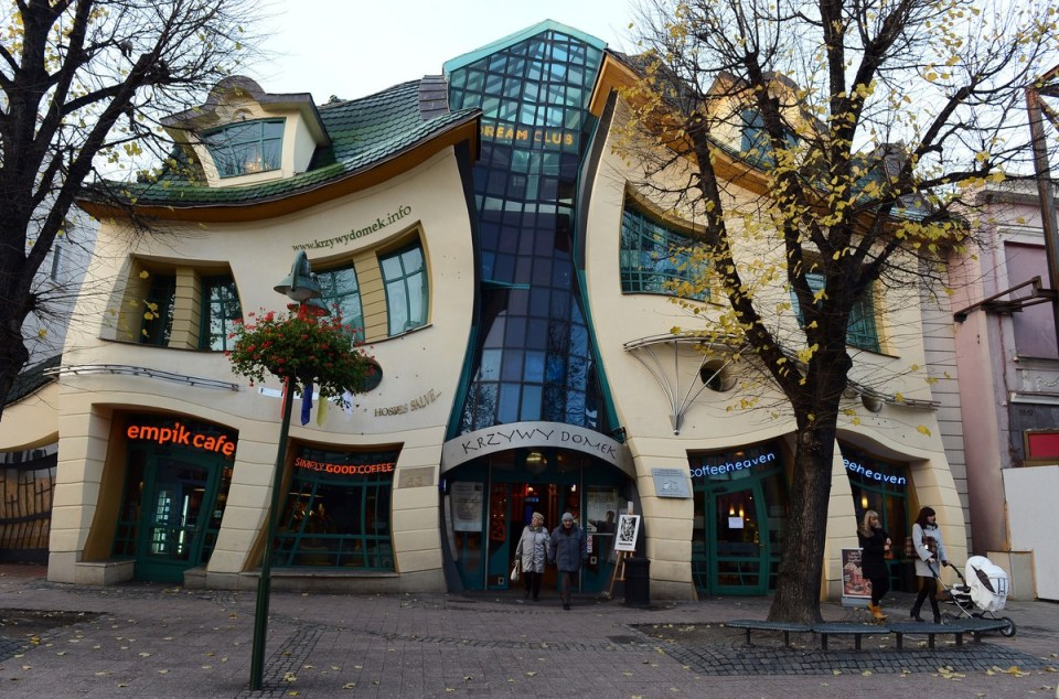 Insane Architecture Designs