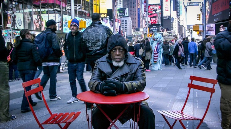 After 44 Years In Prison 69 Year Old Person Tries Keep Up With Modern Life in NY