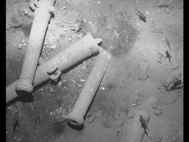 Legendary Billion-Dollar Shipwreck of San José Found