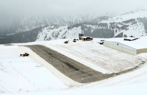 Courchevel Altiport