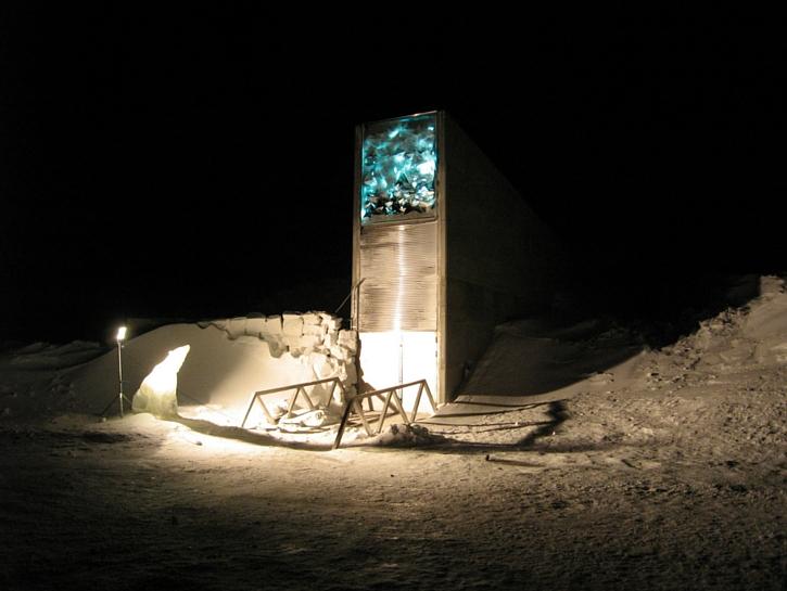 Global Seed Vault — Norway