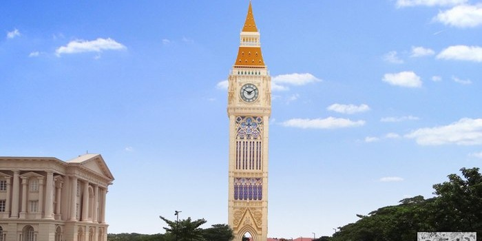 India is Building World's Tallest Free Standing Clock Tower