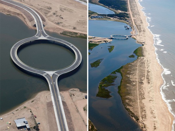 Uruguay circular bridge (1)