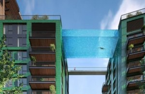 London Will Soon Have The World's First Sky Pool