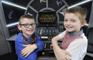 Most Awesome'Star Wars' Themed Kids Bedroom