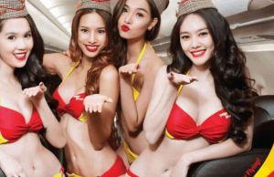 Bikini Airline VietJet