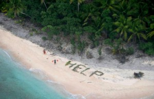 Castaways Rescued From Deserted Island