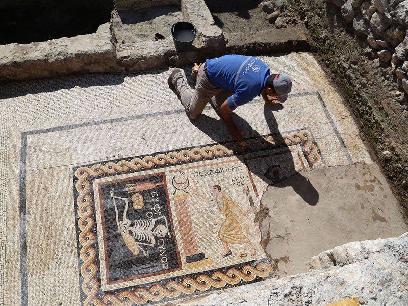 2200-Year-Old Mosaic (1)