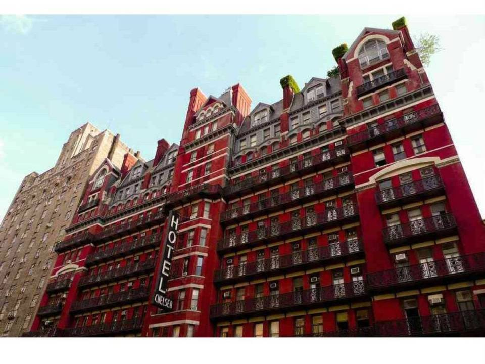 Hotel Chelsea, New York City, New York