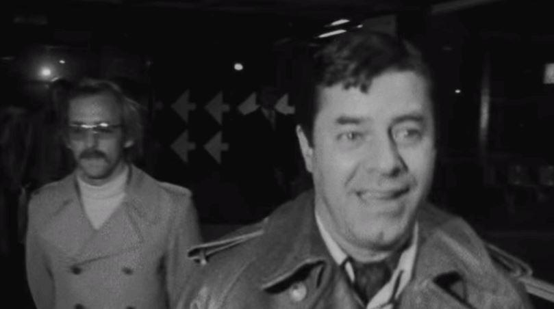 Unreleased Jerry Lewis Film