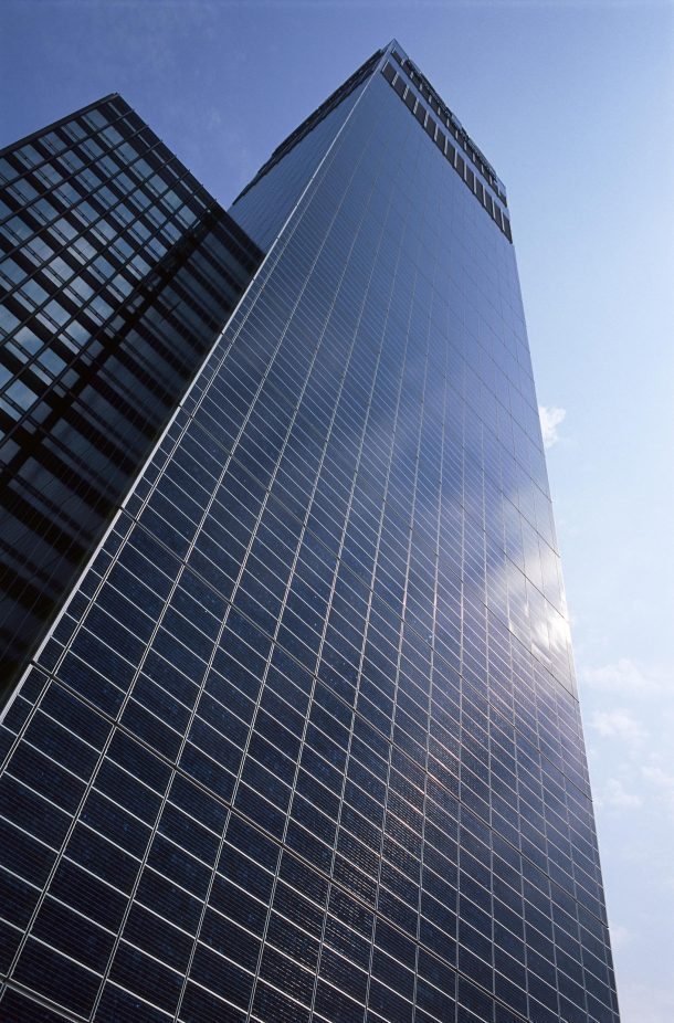 British Skyscraper Is Completely Covered In Solar Panels