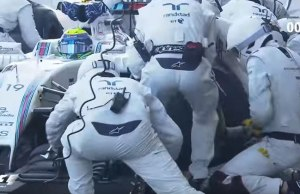 The Fastest F1 Pit Stop Ever