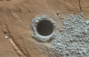 NASA Finds a Mineral on Mars