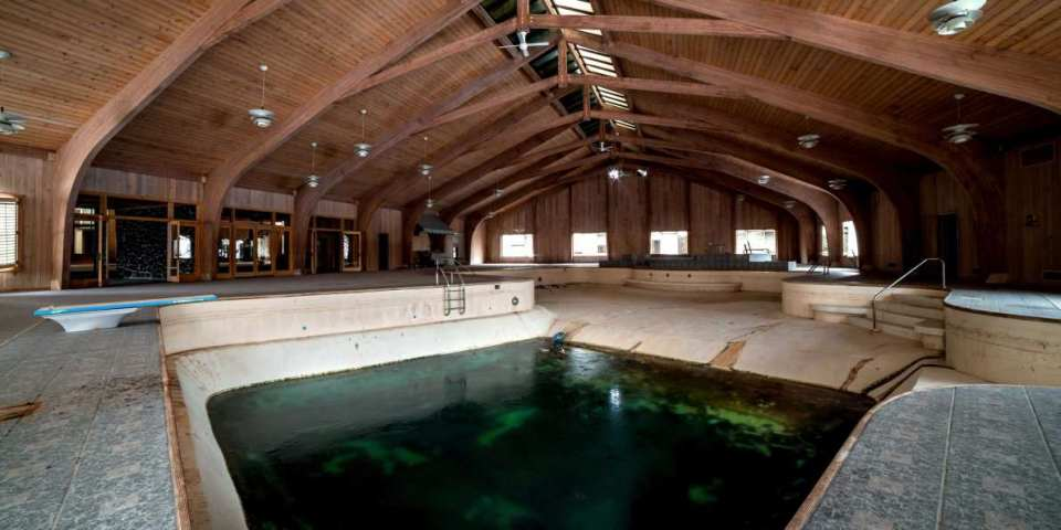 Mike Tyson Has An Abandoned Mansion In Ohio