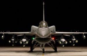 F-16V Fighter Jet