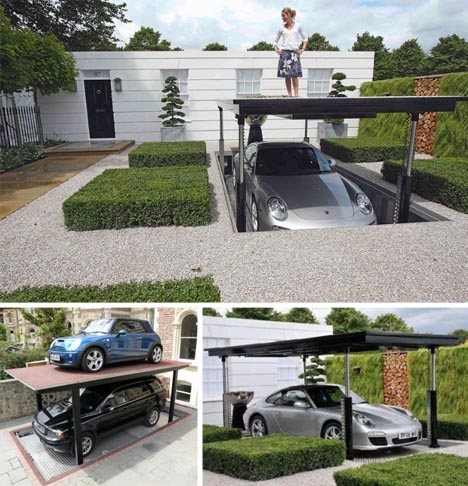 Secret Car Parking