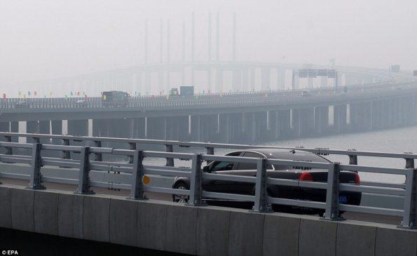 The World's Longest Sea Bridge
