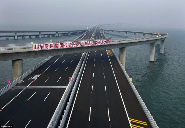 The World's Longest Sea Bridge