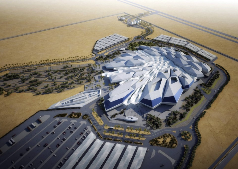 King Abdullah Petroleum Studies and Research Center