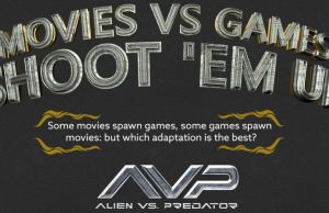 Movies Vs Games: Shoot'em Ups