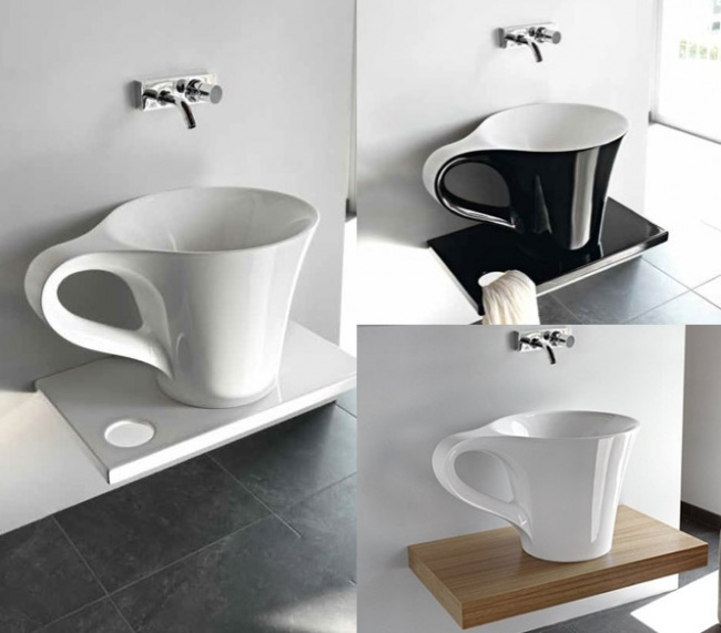 Creative Designer Sinks