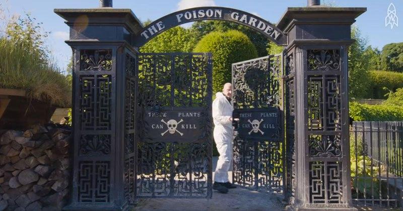World's Deadliest Garden