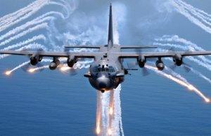 Lockheed AC-130U Gunship