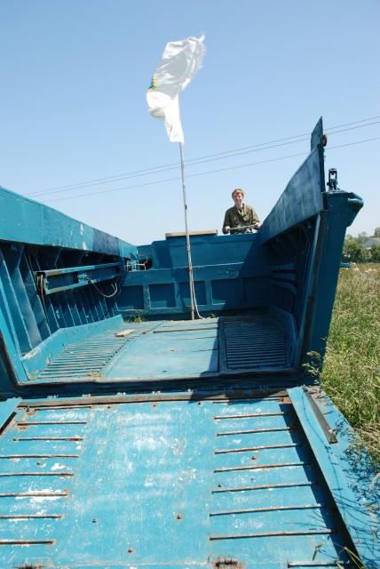 LCVP / Higgings boat