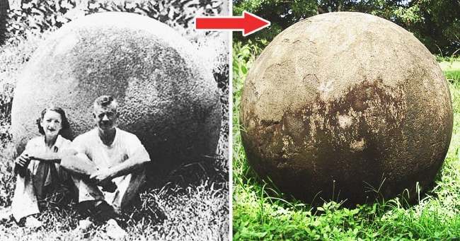 The giant stone spheres of Costa Rica