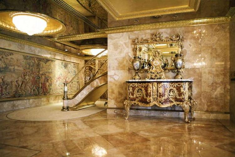 Donald Trump's Home