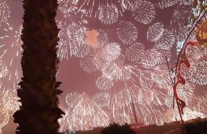 Biggest Single Firework Display in Malta