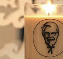 KFC Releases Scented Candle