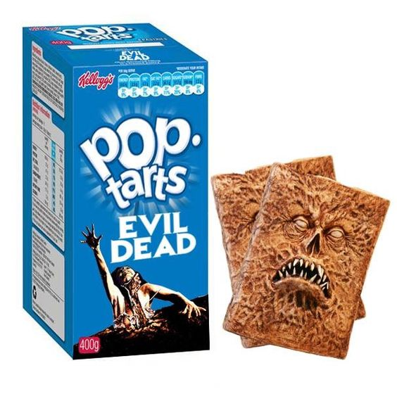 Horror Movie Pop-Tarts
