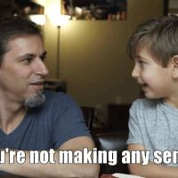 Kids Teaching Their Father How To Make A Perfect Peanut Butter and Jelly Sandwich