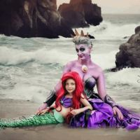 This 7-Year-Old and Her Mom Disney Cosplays Are The Best