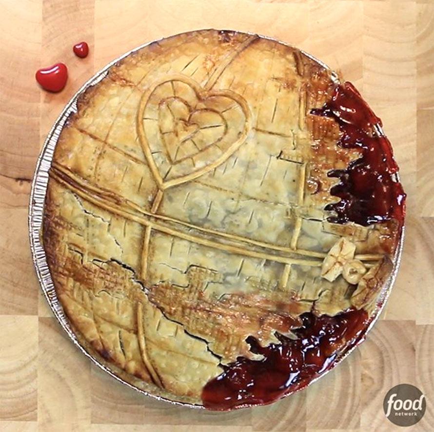 Death Star Pie