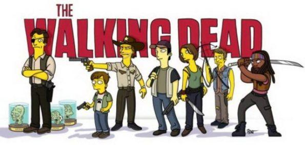 Pop Culture Characters Get Simpsonized